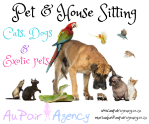Au Pair Agency Now Offers Pet U0026 House Sitting Services